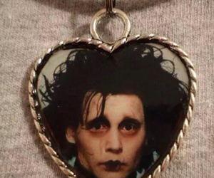 edward scissorhands, johnny depp, and edward image