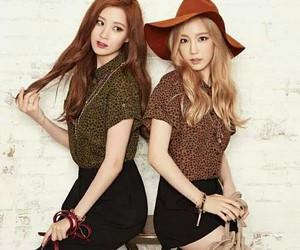 taeyeon, seohyun, and snsd image