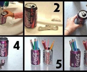 diy and coca cola image