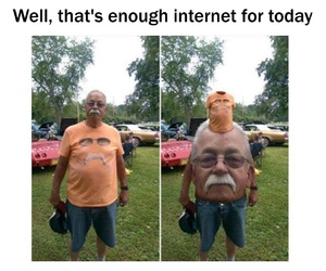 internet and funny pics time image