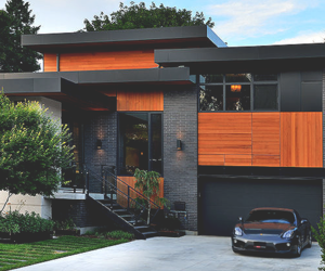 cars, house, and luxurious image