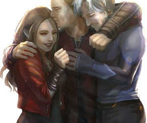 hawkeye, quicksilver, and scarlet witch image