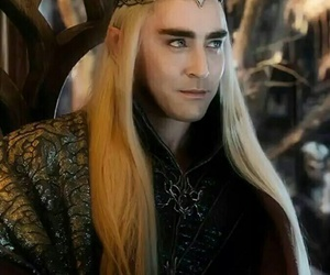 thranduil, leepace, and thehobitto image