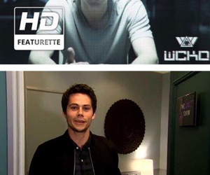 the maze runner, the scorch trials, and dylan o'brien image