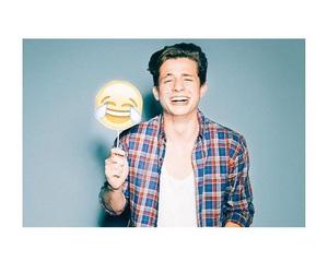 puth, charlieputh, and emoji image