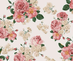 background, floral, and tumblr image