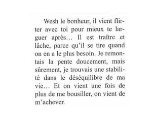 bonheur, end, and francais image