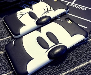 iphone, accessories, and black image