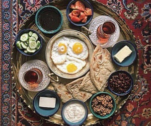 delicious, food, and arabic food image