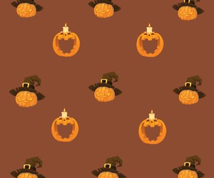 brown, Halloween, and scary image