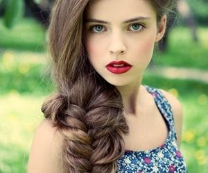 peinados, elegantes, and cabello corto image