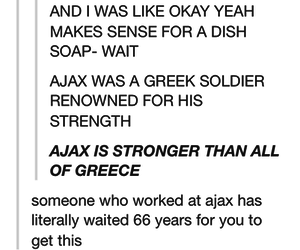 tumblr, ajax, and funny image