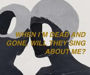 black, grunge, and sad image
