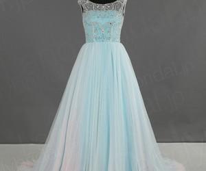 color, wedding, and dress image