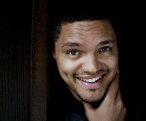African, comedian, and dimple image