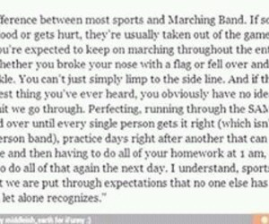 band, marching, and color guard image