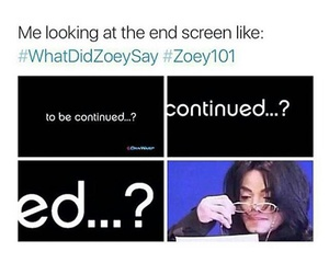 funny, zoey 101, and bae image