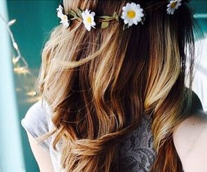 girl, hairstyle, and tumblr image