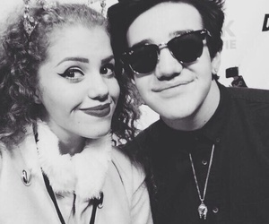 mahogany lox, aaron carpenter, and magcon image
