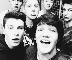 magcon, cameron dallas, and shawn mendes image