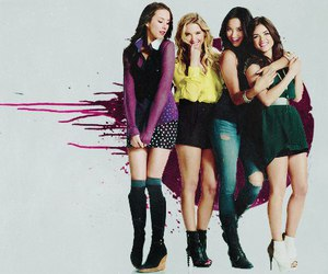 Liars and pretty little liars image