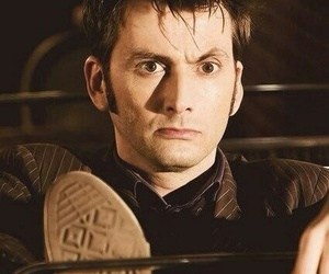 david tennant, doctor who, and doctor image