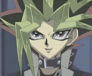 anime, boy, and yugioh image