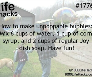 bubbles, funny, and lol image