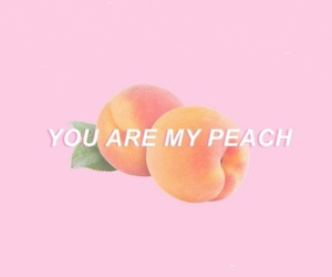 peach and pink image