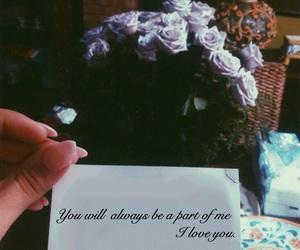 boyfriend, flower, and gift image