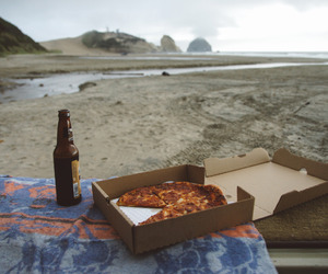 adventure, beach, and beer image