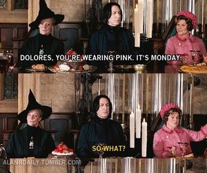 funny, harry potter, and mean girls image