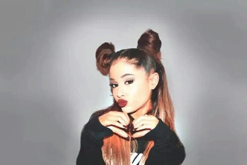 Ariana discovered by flatline. on We Heart It