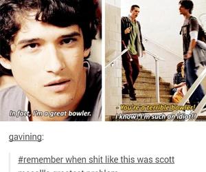 teen wolf, scott, and scott mccall image