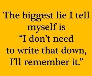lies, funny, and quotes image