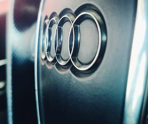 audi, rings, and rs image