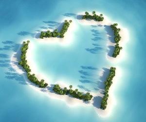 heart and Island image
