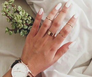 nails, watch, and rings image