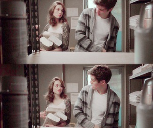 teen wolf, allison argent, and isaac lahey image
