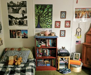 art, drawing, and home image