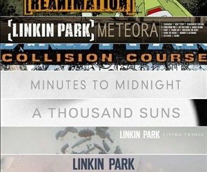 lp and linkin park image