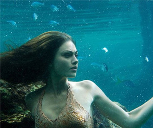 mermaid, phoebe tonkin, and h2o just add water image