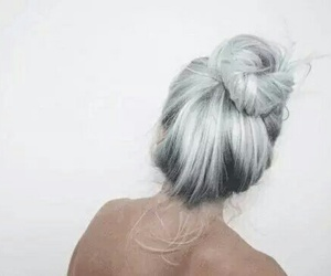 awesome, beauty, and bun image