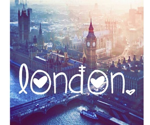 city, london, and 1d image