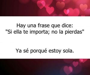 frases en español, amigas , and amor image