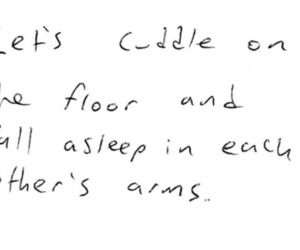 cuddle, love, and cute image
