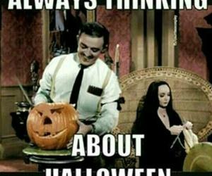 addams family, gomez, and Halloween image