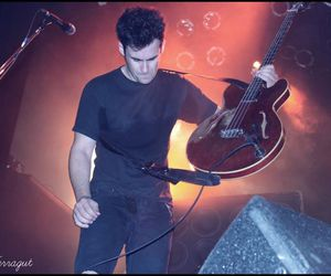 Black Rebel Motorcycle Club and robert levon been image