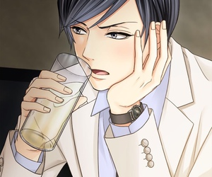 cg, voltage, and otome game image