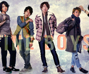 arashi, boys, and concert image